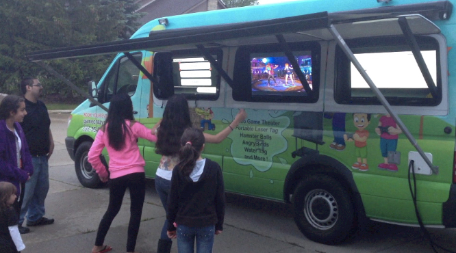 Party Bus For Kids In Michigan