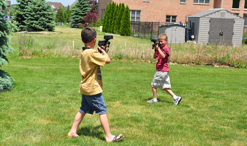 Why You Should Introduce Your Kids to Laser Tag | Game Crazy
