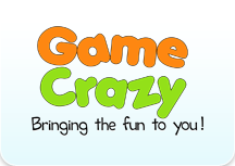 Game Crazy logo